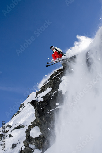 ski freeride