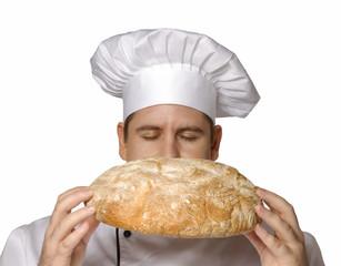 El aroma de mi pan.