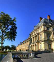 Chateau Fontainebleau, Paris, France