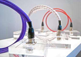 Cables - HiFi connectors