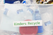 Recycling Container in Classroom