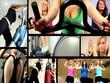 Health & Fitness Montage