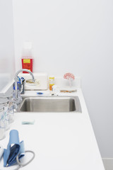 Disinfection sink