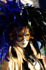 Carneval in Venice