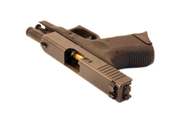 Chambered pistol - 2