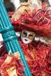 Venice carnival costume