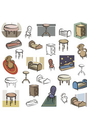 Fresh Icons - Home Furniture