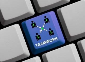 Gemeinsam geht´s besser - Teamwork