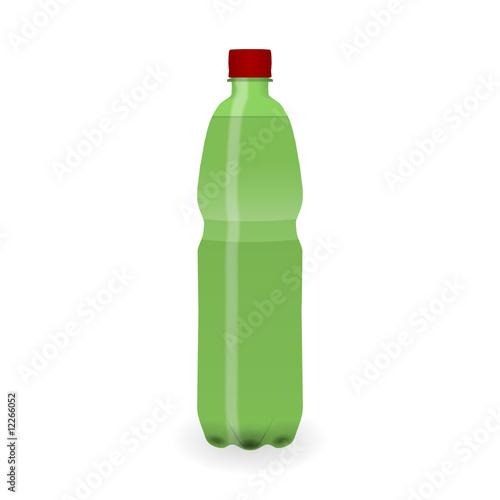 pfandflasche (grün) - 12266052