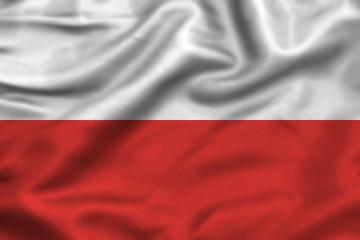Polen Fahne