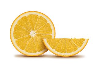 Orange illustration 5