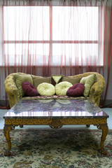 Classic luxurious furniture set