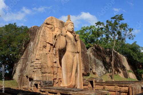 Bouddha d'Avukana