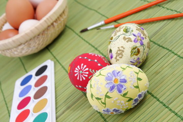 Preparation for  Easter - feast of feasts