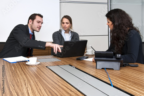 Office Discussion