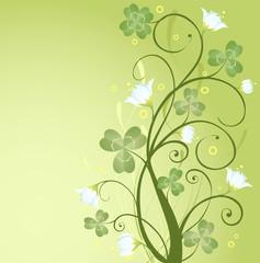 St. Patrick's design