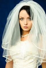 melancholic bride