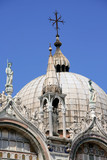 Dome of Doges palace, Venice, Italy