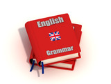 Fototapety English grammar