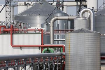 Refinery Plant For Ethanol Bio Fuel