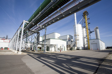 Production Facility For Ethanol Bio Fuel