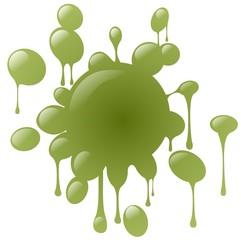 splash green