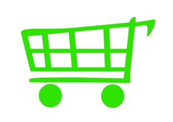 carrello verde