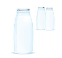 Botella cristal 1