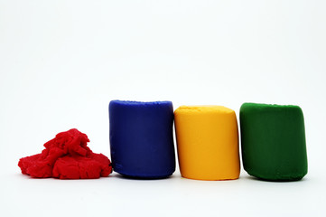botes de colores III