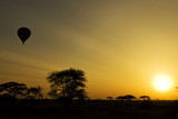 African Hot Air balloon ride