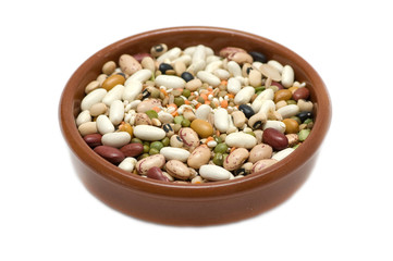 Legumes, isolated