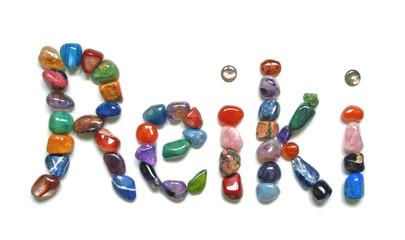 Tumbled stones - Healing Reiki
