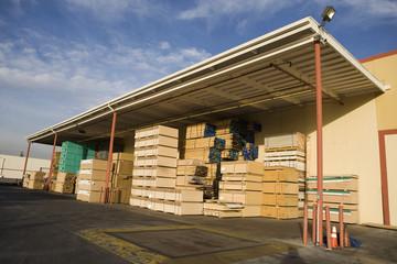 Timber factory