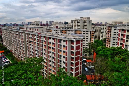 Housing Development Logo Singapore Housing Development