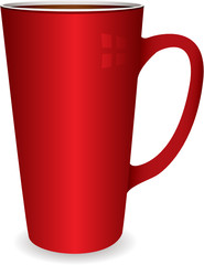 hot drinks cup