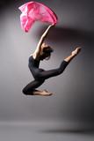 Naklejka dance