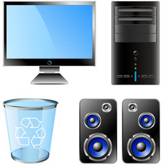 Desktop - Icons