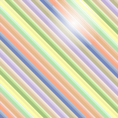 Diagonal gentle retro pastel  stripes  background (vector)