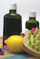 organiс oil for body and massage
