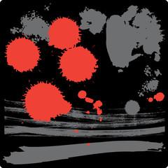 Grunge drops
