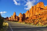 Magnificent road. poster