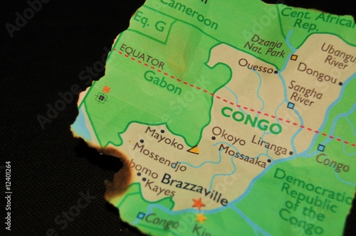Map of Congo 3