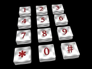 numeric code