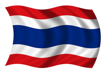 Thailand Flag of