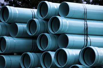 Bundled Sewer Pipe