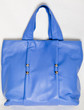 Fashionable blue Handbag