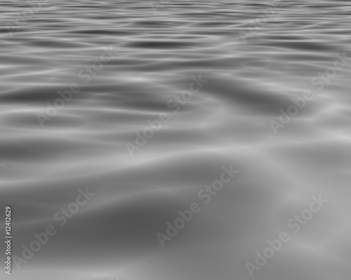 black water surface