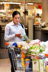 Ms. controlled bill of sale in supermarkets