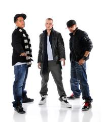 Hip Hop Dancers Standing