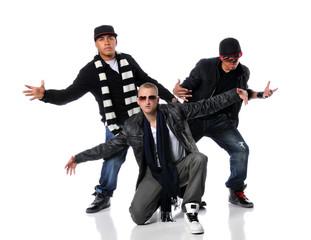 Hip Hop Men Dancing